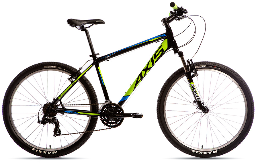Axis Bikes Bikes Path And Trail Series A90 Gents